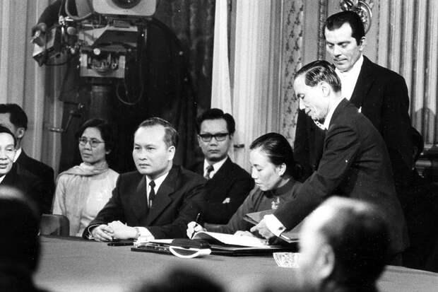 Вьетнамская война – парадокс истории