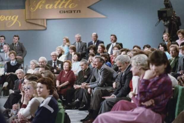 Центральное телевидение Советского Союза