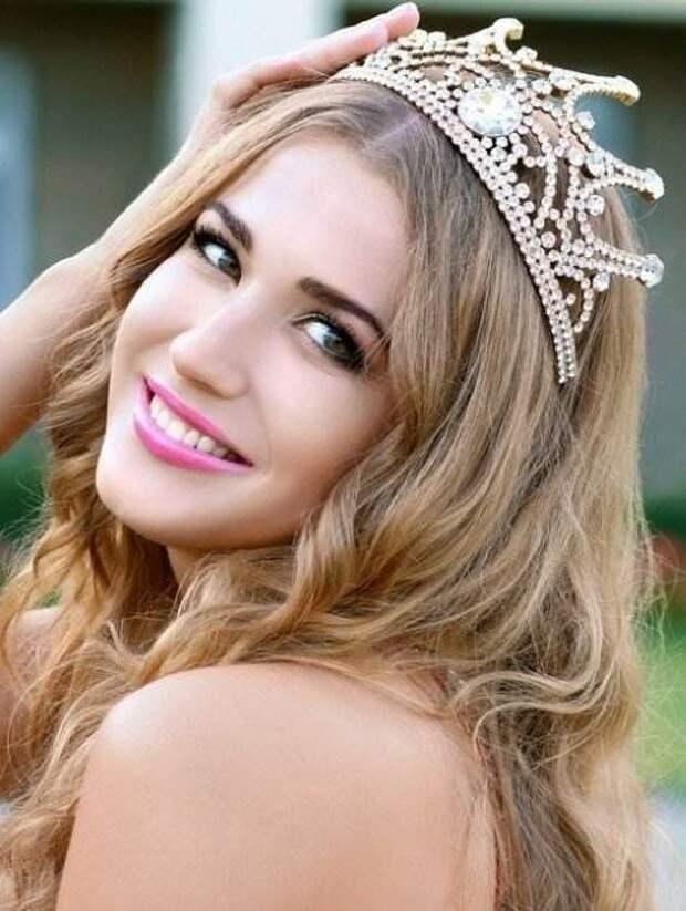 Самые красивые девушки Крыма