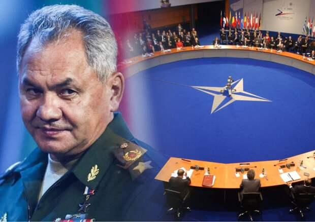 В НАТО оценили решение Шойгу о выводе войск с юга России