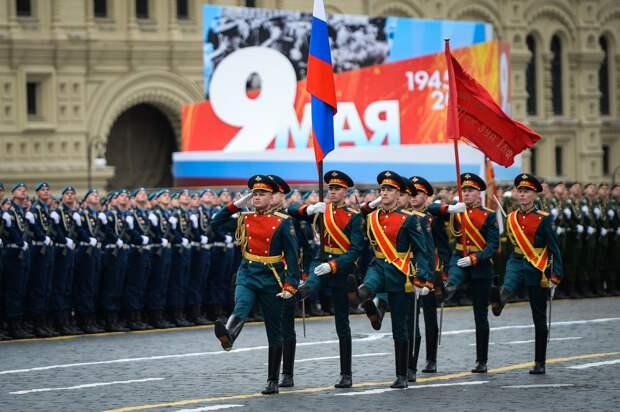 Почему нам нужен Парад на День Победы.