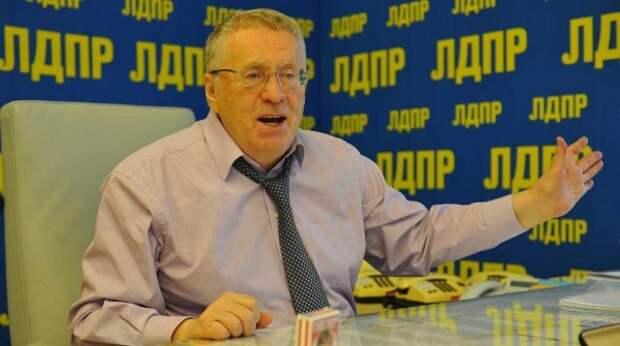 Уже написал заявление: Жириновский раскрыл подробности ухода