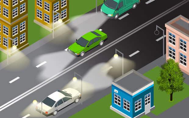 Школа опытных водителей: слепцы и пираты ночных дорог