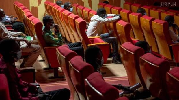 «Шугалей-2» шагает по миру — в Судане состоялся показ российского фильма