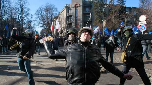 Майдан – самый крупный теракт с захватом заложников в истории Украины. Голос Мордора