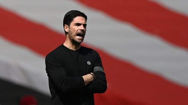 Артета: «Арсеналу» пора выходить на новый уровень»