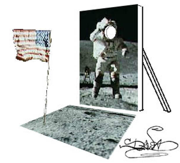 Летали ли американцы на Луну?