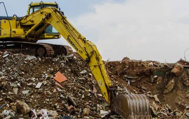 В Московской области закрыли мусорный полигон «Малая Дубна»