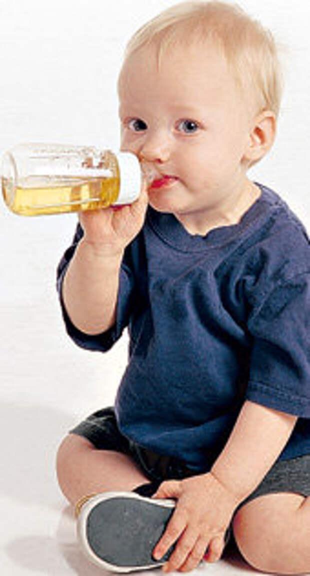 Никогда не нагревайте пластиковые бутылки!