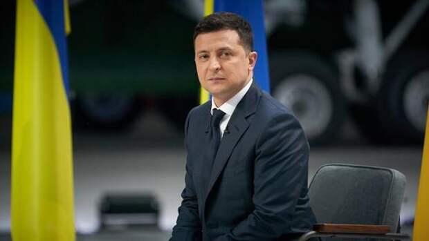 Зеленский предлагает создать национальное сопротивление на Украине
