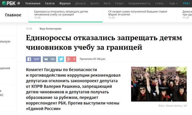 Как выглядит патриотизм по-путински из-за рубежа?