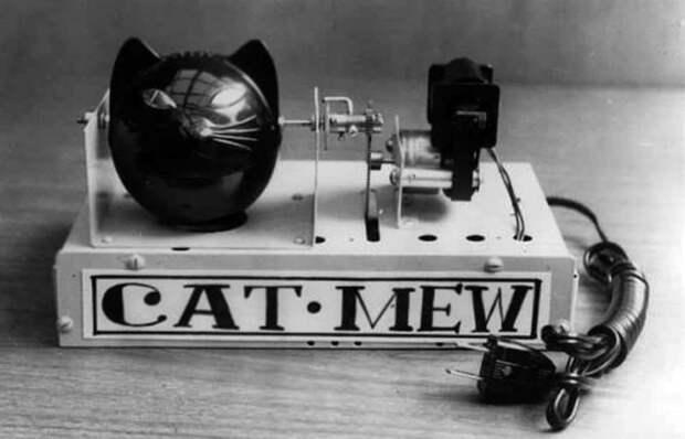 Странные устройств и изобретения прошлого