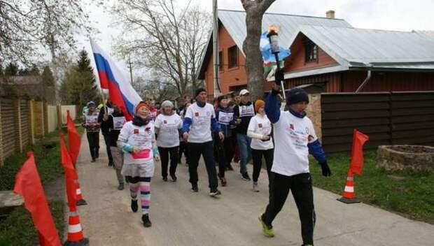 Якутяне завершили пробег вокруг озера Ильмень