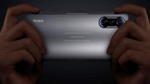 Redmi готовит новую версию игрового смартфона K40 Game Enhanced Edition за 240 долларов