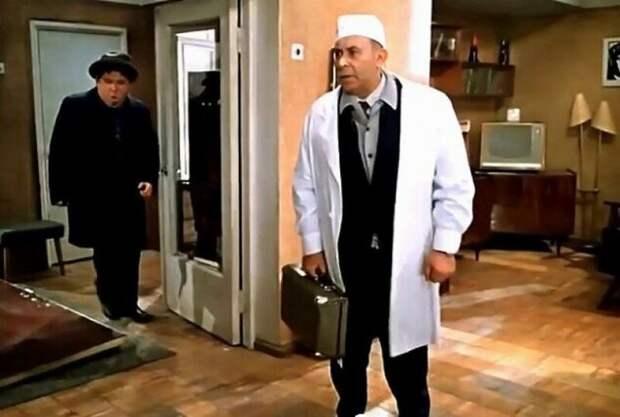 Сложная судьба комедийного актёра Готлиба Ронинсона