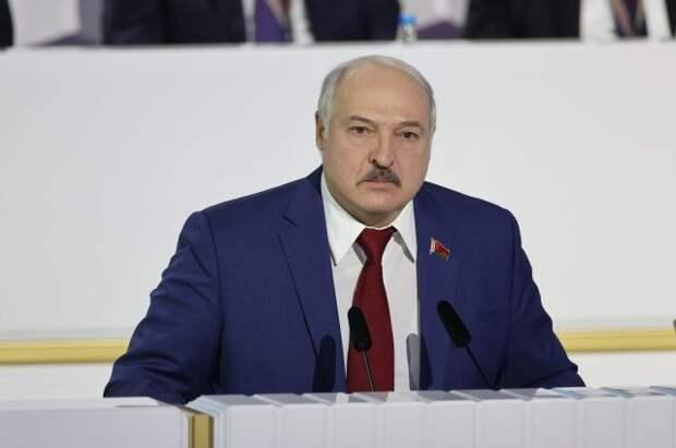 В Белоруссии анонсировали выступление Лукашенко 26-го мая