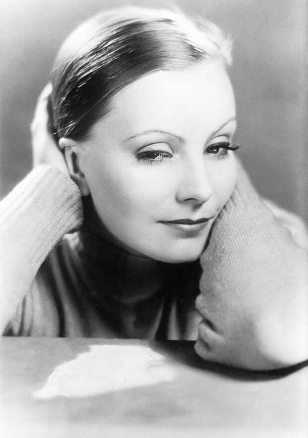 Грета Гарбо. «Анна Кристи», 1930