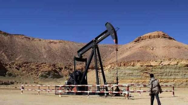 Госдоходы Ливии отнефтедобычи упали донуля вянваре 2020
