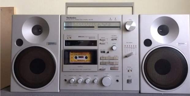 Куда делись японские аудио монстры JVC, Aiwa, Sanyo, Hitachi… Часть первая Япония, Магнитофон, Длиннопост, Промышленность, Бренды, 80-е, Музыкальный центр