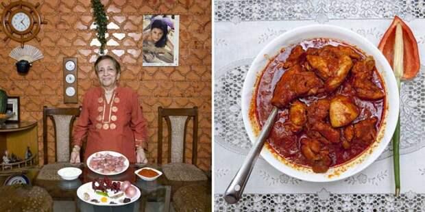 Чем бабушки угощают внуков в разных странах мира
