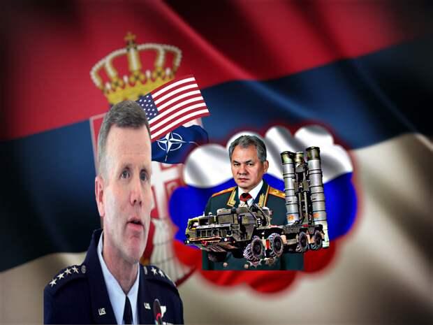 Почему США и НАТО выражают активное недовольство размещением оружейных систем ПВО России в Сербии