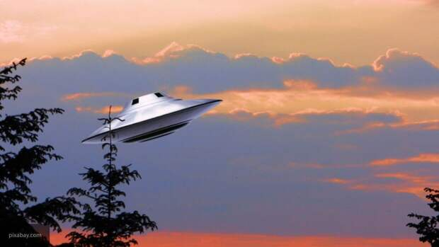 Экс-пилот ВМС США рассказал о необычной встрече с НЛО
