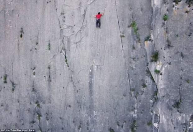Ровно в 9:28 Хоннольд уже стоял на вершине Эль-Капитан Эль-Капитан, гора, скалолаз