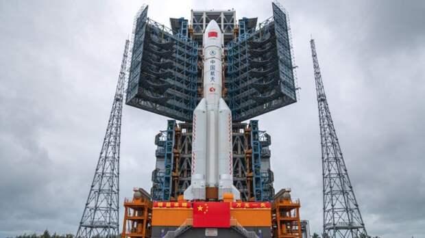 Обломки китайской ракеты упадут на Землю 8-9 мая. Пока неизвестно, где именно