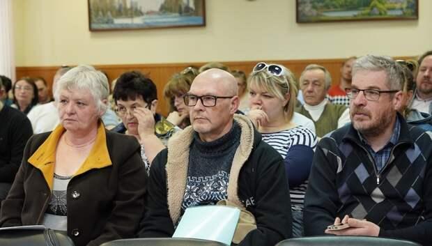 Вопросы благоустройства двора на проспекте Ленина в Подольске обсудят в четверг