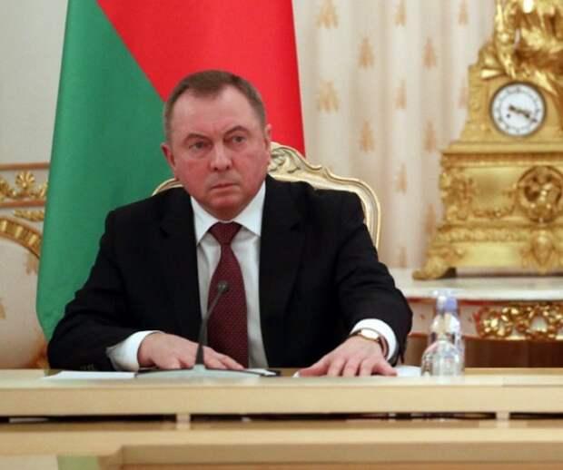 Глава МИД Белоруссии анонсировал санкции против руководства стран ЕС