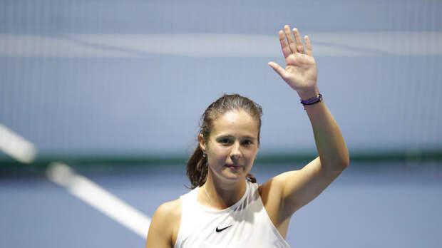 Россиянка Касаткина уступила украинке Костюк на турнире WTA в Стамбуле
