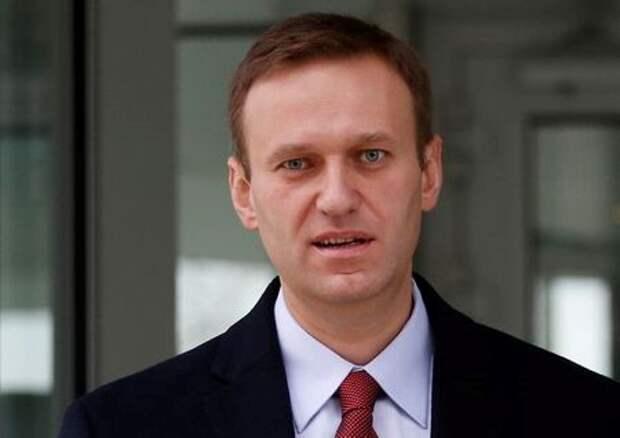 Политик Алексей Навальный в Страсбурге, Франция, 15 ноября 2018 года. REUTERS/Vincent Kessler