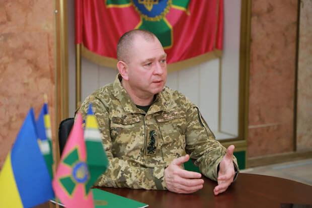 Украина обустраивает противотанковые рвы на границе с Россией