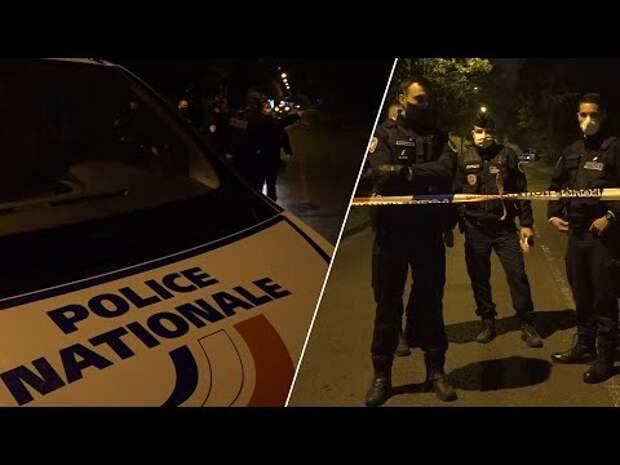 Франция почтила минутой молчания память учителя Самюэля Пати, убитого террористом