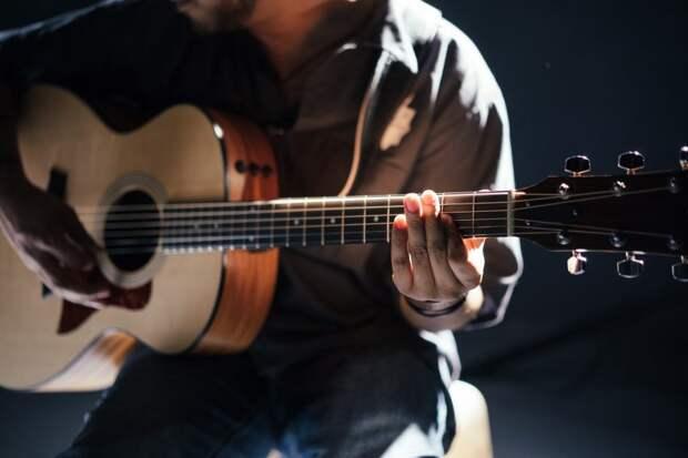 «Клуб «Огонек» на Зеленоградской объявил о наборе в класс гитары