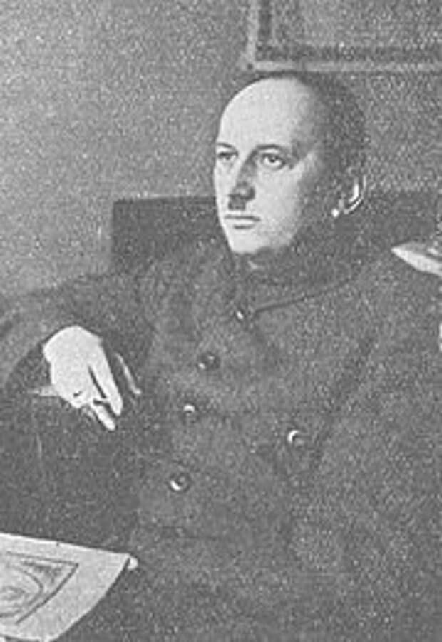 Александр Андреевич Свечи́н (1878, Одесса — 1938, Москва) — русский и советский военачальник, военный теоретик, публицист и педагог; автор классического труда «Стратегия» (1927), комдив.