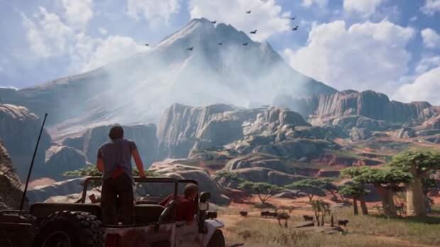 Более 37 млн человек сыграли в Uncharted 4: A Thief's End