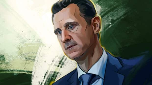 Избранный президент Сирии Башар Асад поблагодарил народ за доверие