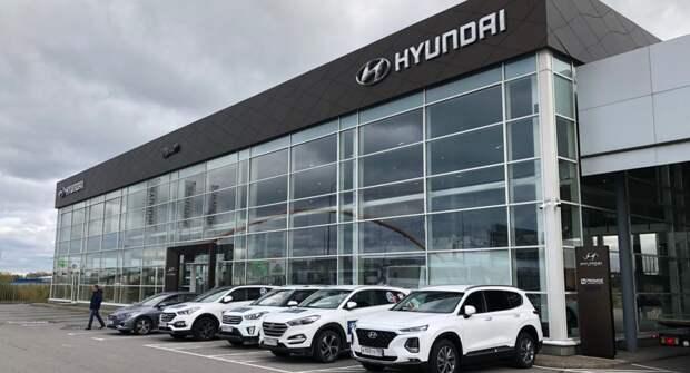 Hyundai пересмотрел стоимость 4 моделей в мае 2021 года
