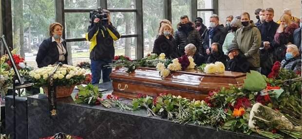 Про болезнь партнера Кудрявцевой стало известно только во время похорон