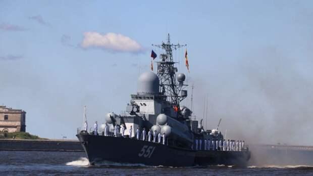 Автор NI оценил преимущества российского ВМФ в случае столкновения с США