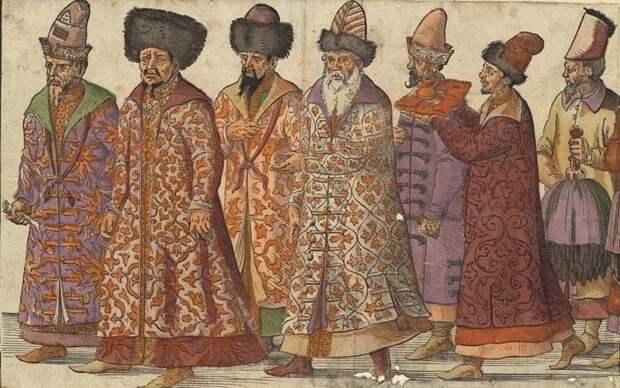 Какие русские фамилии были пожалованы правителями за особые заслуги