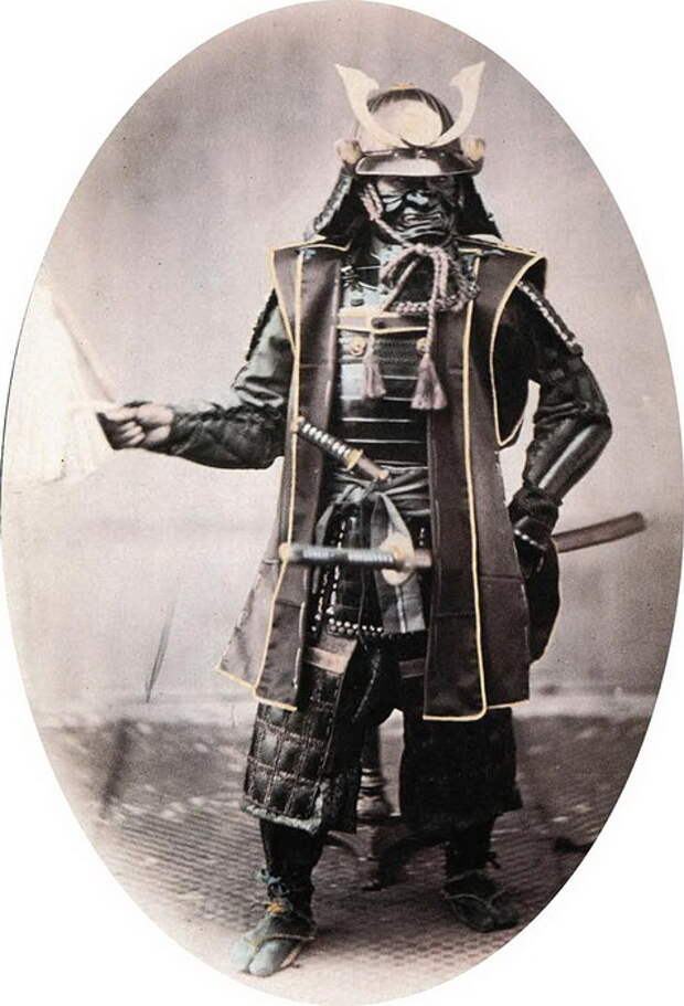 Самурай в XIX веке