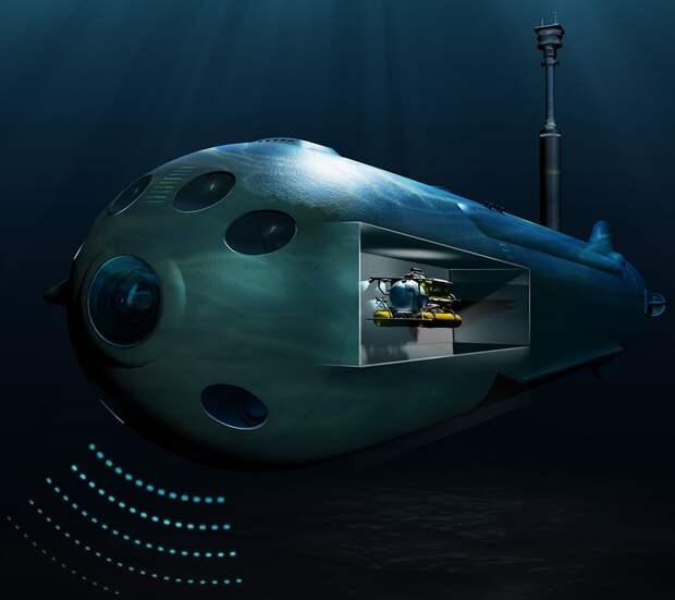Подводный беспилотник ВМС США станет опасным противником для российских подводных лодок