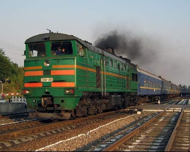 Украине грозит полная остановка товарных железнодорожных перевозок