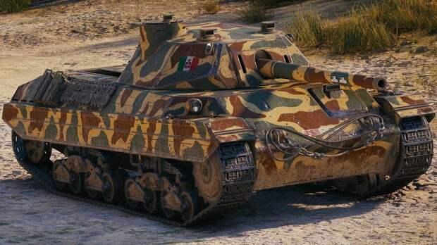 WoT. Средний танк P43. bis гайд.