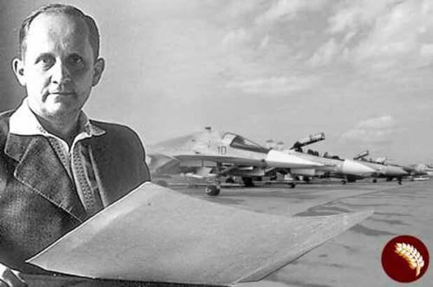 Авиаконструктор, дважды Герой Социалистического Труда, лауреат Сталинской, Ленинской и Государственной премий СССР П.О. Сухой