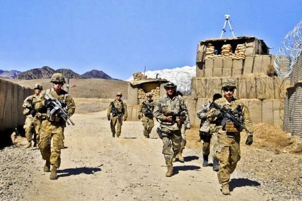 Развязать гражданскую войну в Афганистане, чтобы не потерять плацдарм для борьбы с КНР и Россией