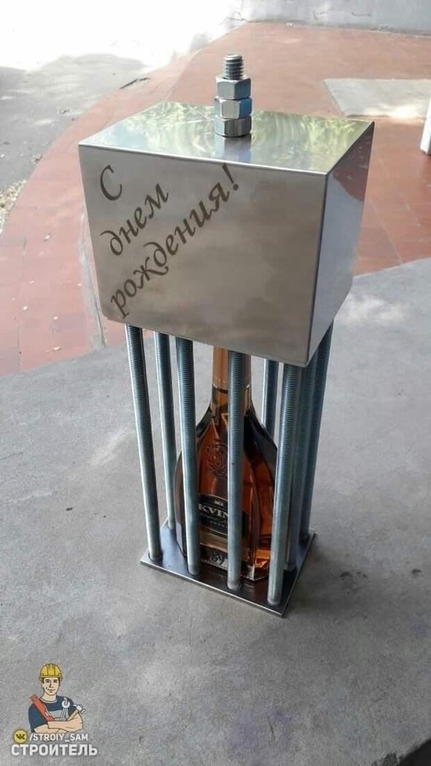 Как подарить виски другу