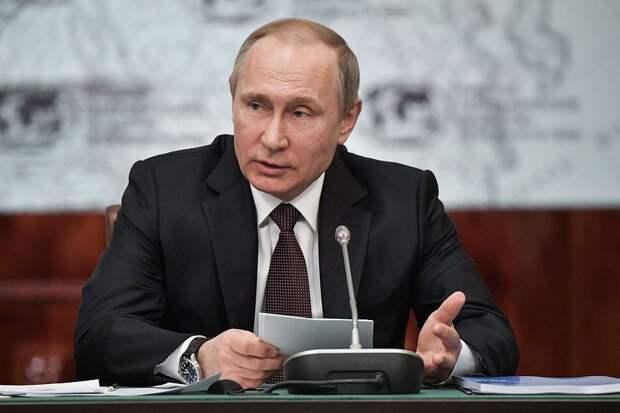 Путин выяснил, кто виноват в росте тарифов ЖКХ
